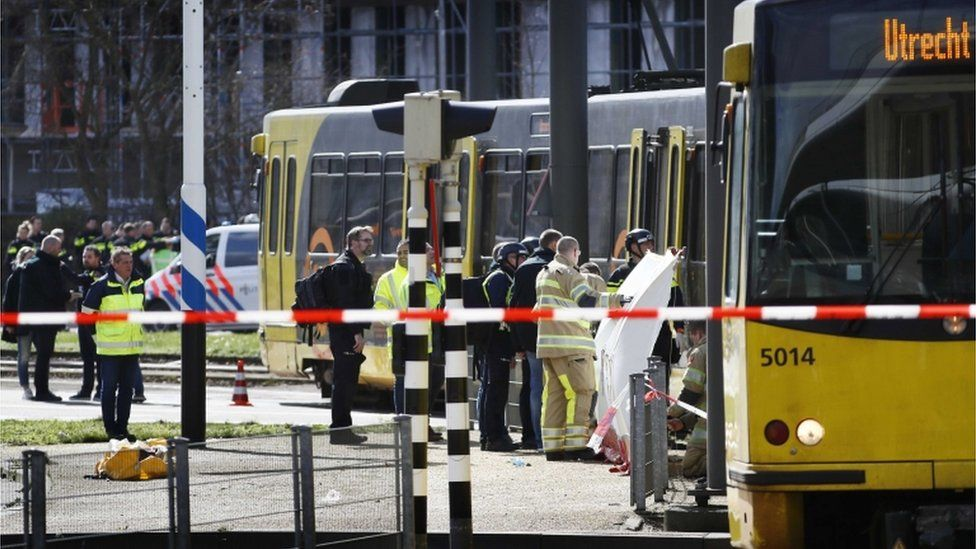Utrecht shooting 18 March 2019