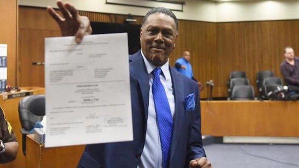 Un Américain passe 45 ans en prison à cause d'une erreur judiciaire