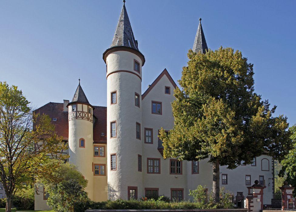 Castle in Lohr am Main