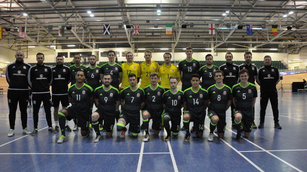 Carfan Futsal Cymru