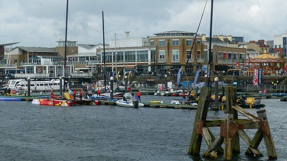Mermaid Quay Cardiff Bay