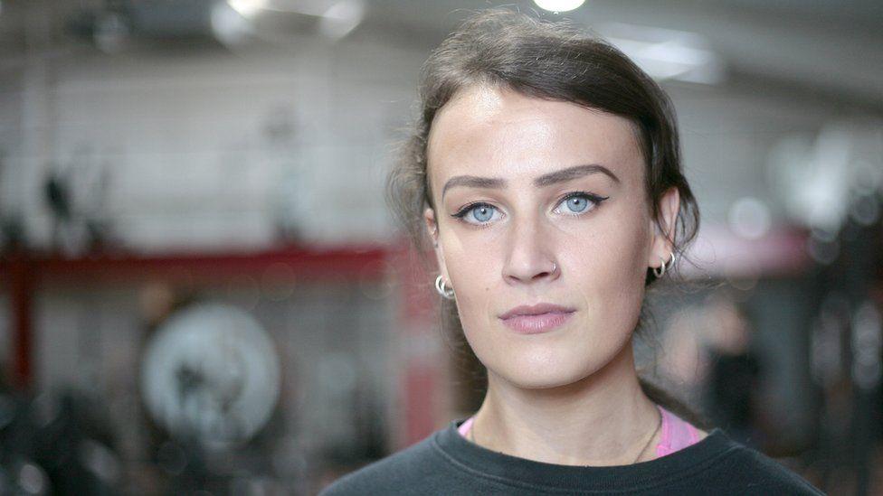 Megan Stanworth