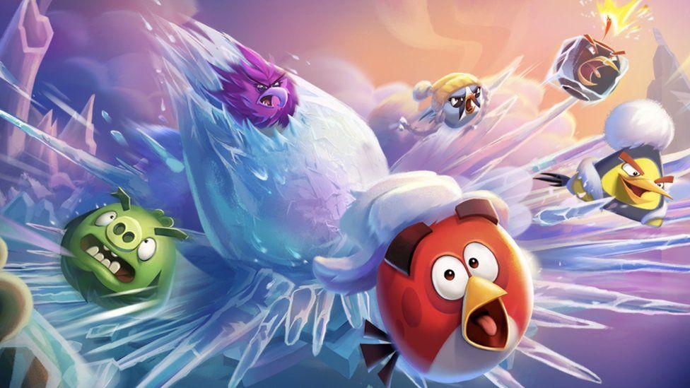 Angry Birds 2 main image