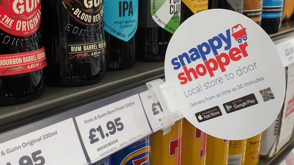 Sainsbury's ex-boss buys into grocery app market thumbnail