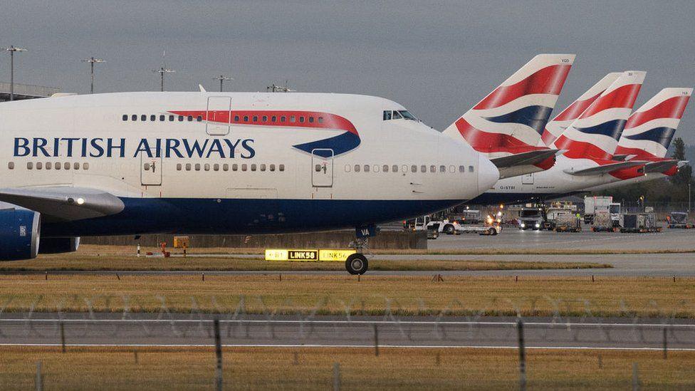 British Airways-owner IAG