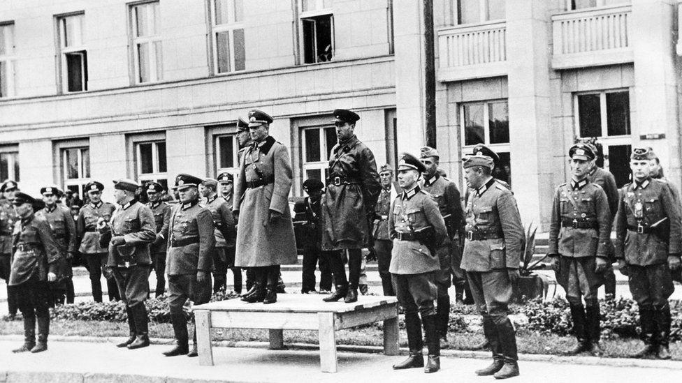 Пакт Молотова-Риббентропа и курьезы недолгой советско-нацистской дружбы