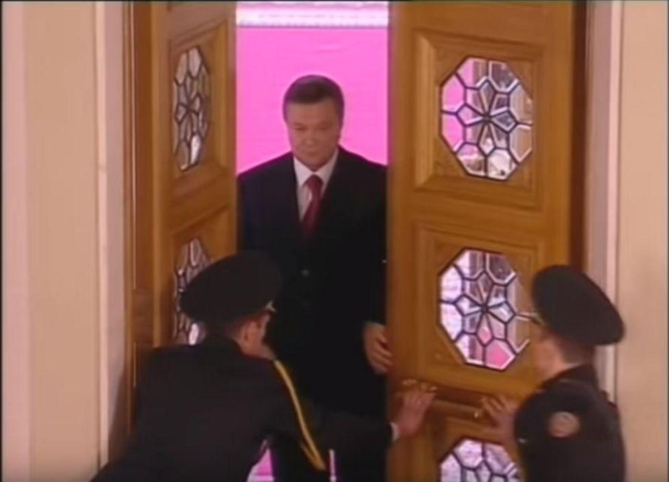 Інавгурація Януковича