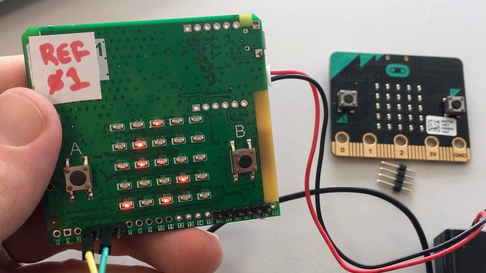 Micro Bit reference design