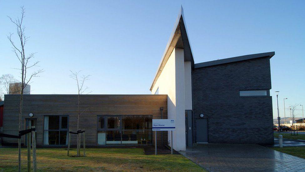 Skye House, Stobhill Hospital, Glasgow