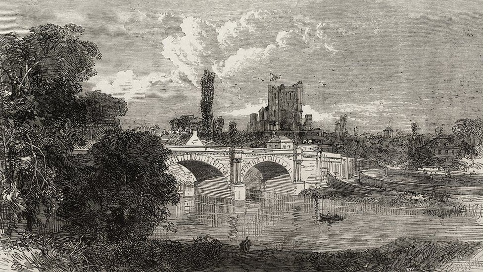 Kelso in the 19th Century