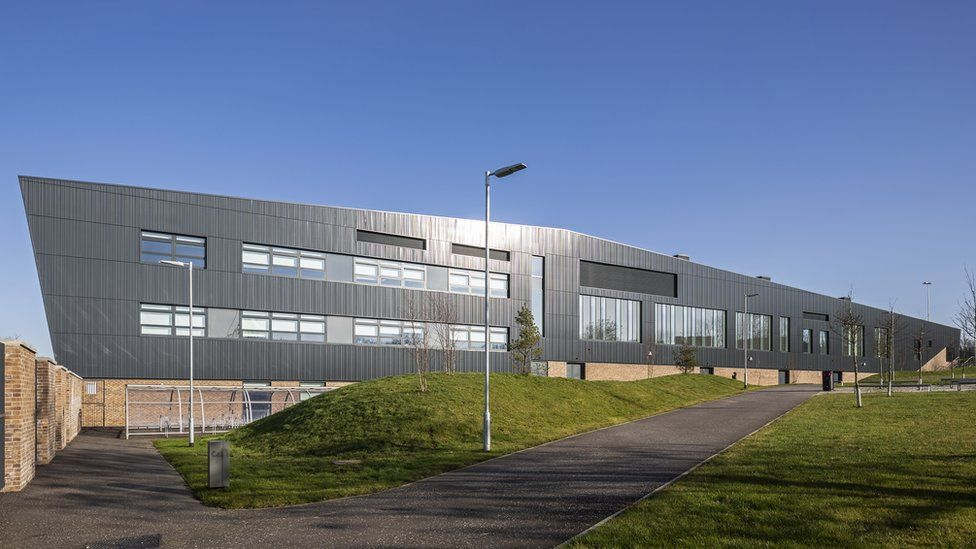 West Calder High School - contract value £32m (NORR Consultants Limited for West Lothian Council)