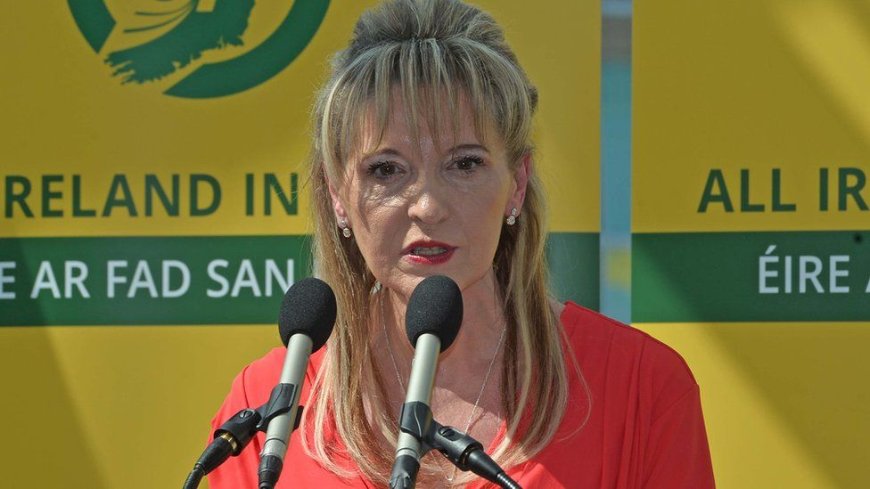 Martina Anderson: 'Mistakes' made organising event featuring SF MEP
