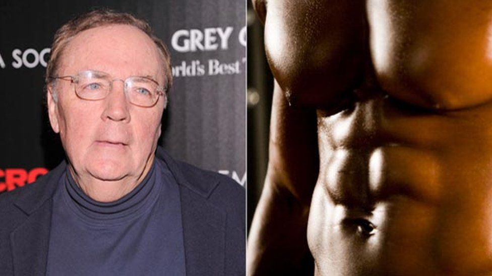 James Patterson and abs