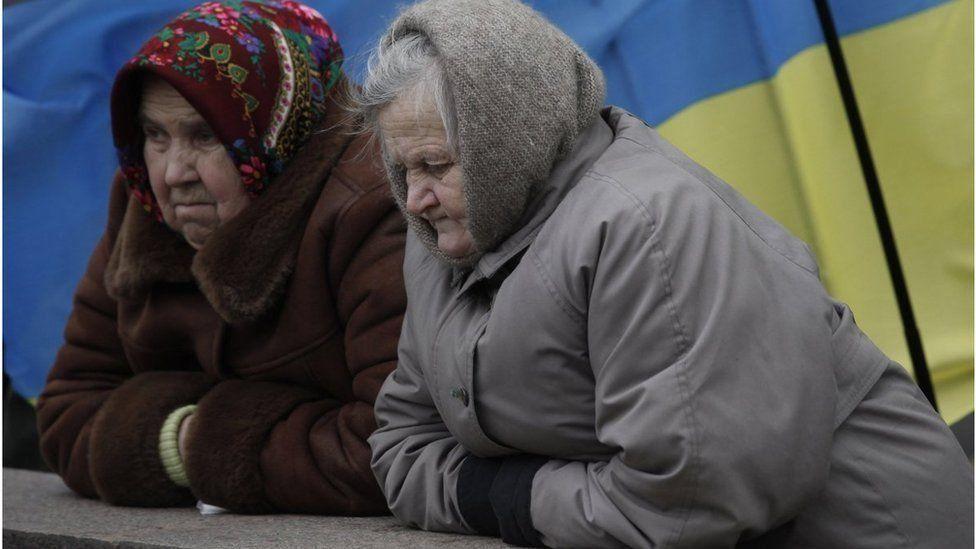 На Украине тоже повышали пенсионный возраст. Но проблему это не решило