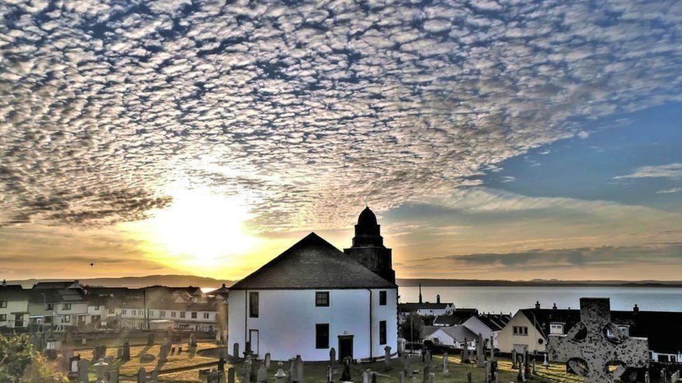 Round Church, Bowmore, Islay