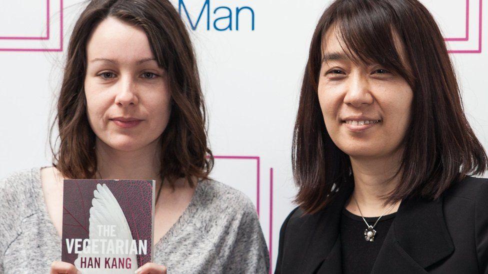 Deborah Smith and Han Kang
