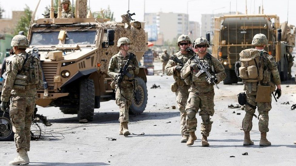US troops, Kabul, Sept 2017