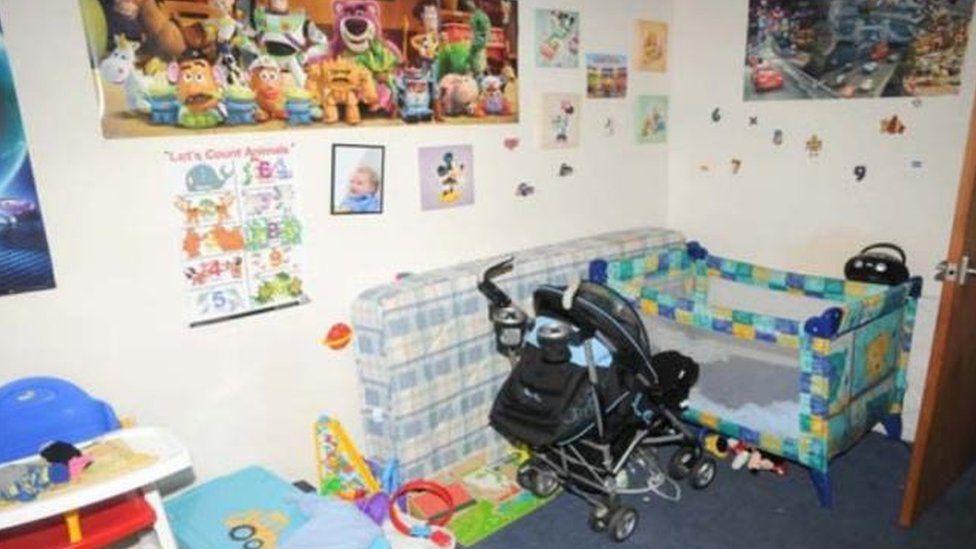 Liam's bedroom