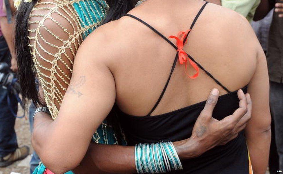 Lesbian indian Lesser