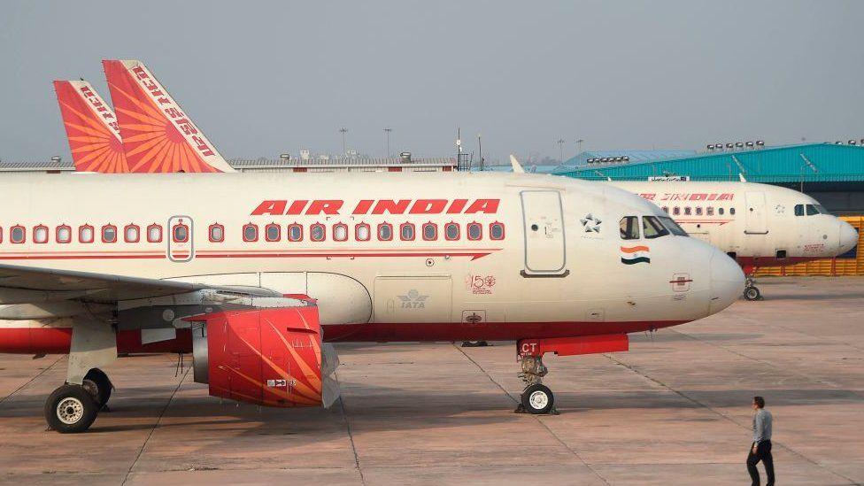 Tata Sons filed an Expression of Interest to rescue Air India last week.