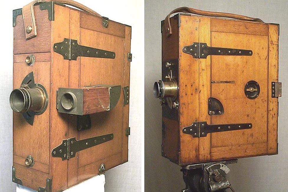 World War I era cameras