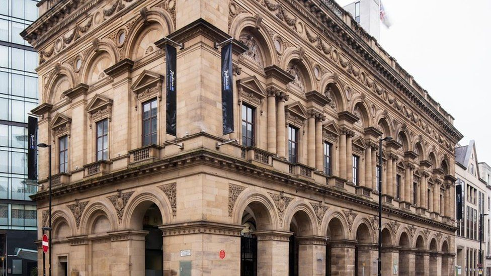 Free Trade Hall, Manchester