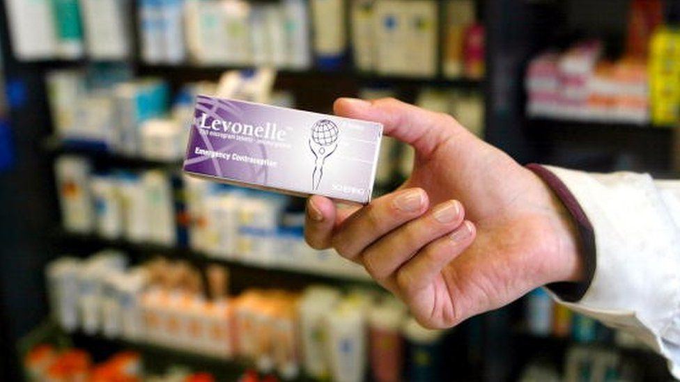 Levonelle pill packet