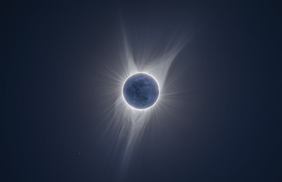 Earth Shine