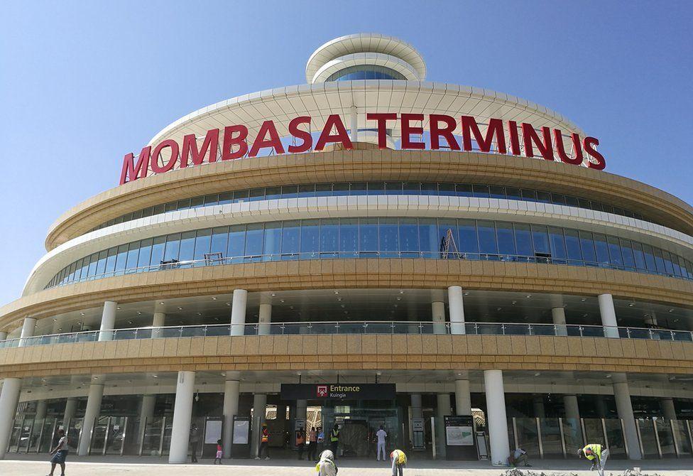Mombasa station
