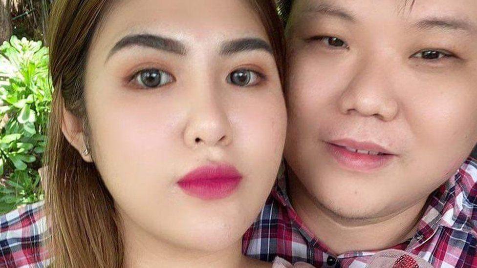 Soe Myat Thu and Wai Wai Myint