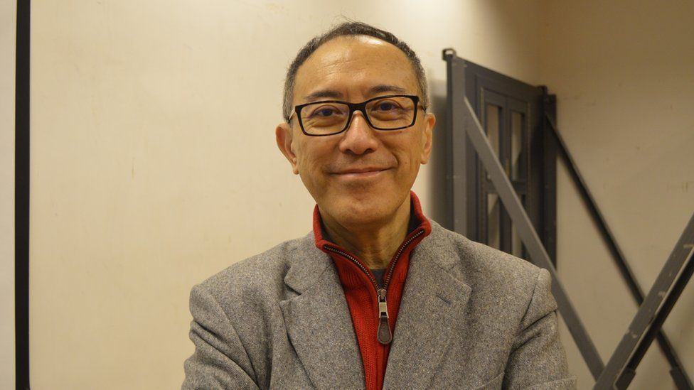 Frederic Mao at the Academy for Performing Arts