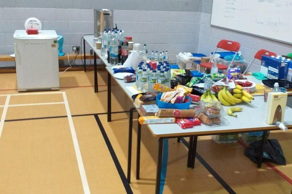 Whaley Bridge supplies for families