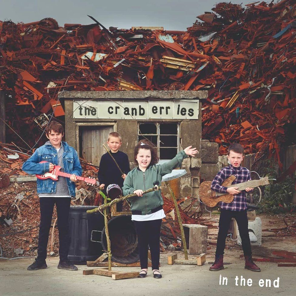 The Cranberries release new Dolores O'Riordan song on the