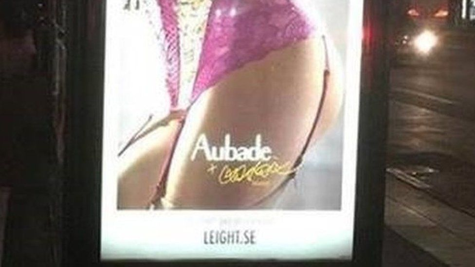 Swedish Aubade advert