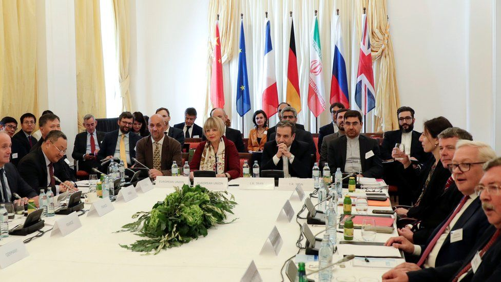 JCPOA Joint Commission meeting