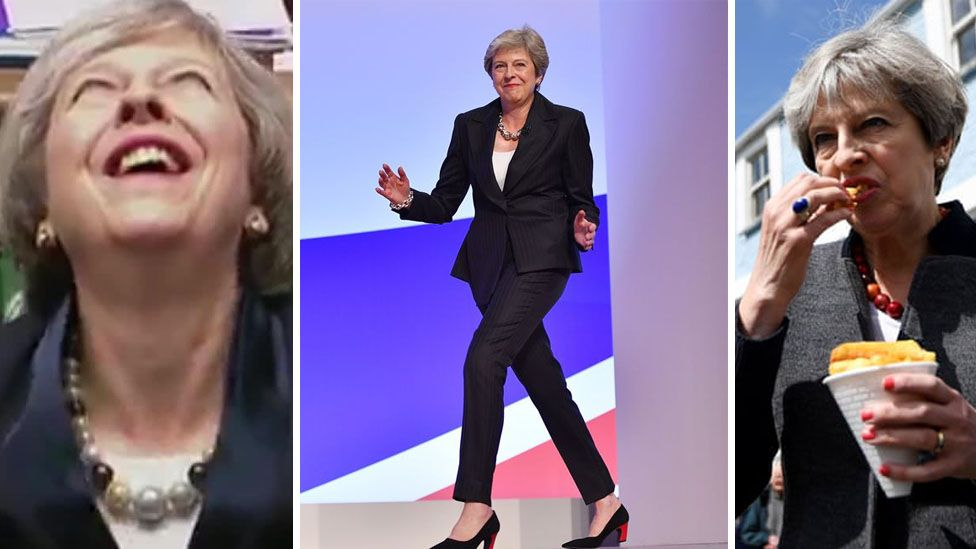 Theresa May's memes: The PM's leadership through the internet's eyes