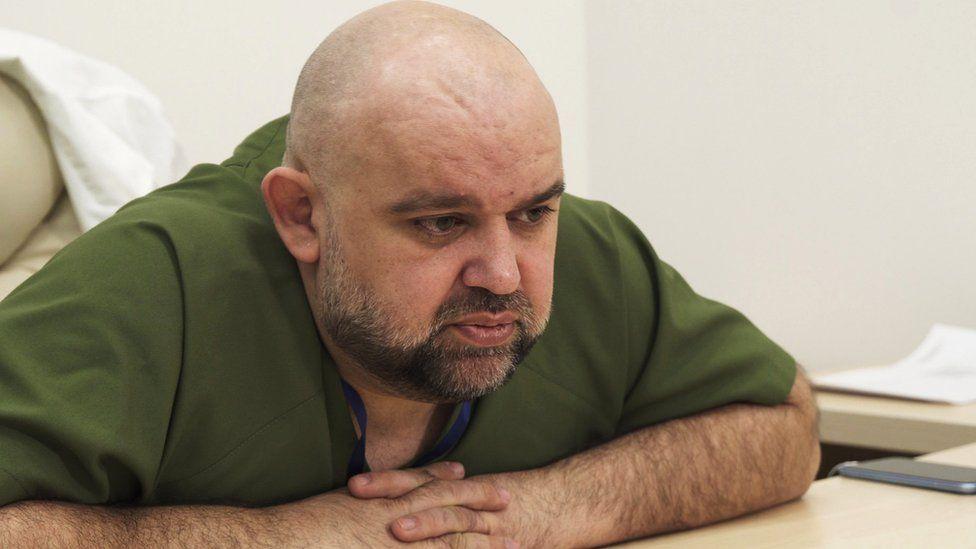 Денис Проценко (фото Владимира Комиссарова)