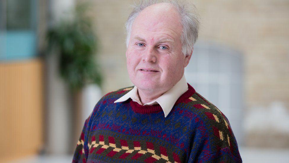 Dr John Disney, an academic specialising in transport