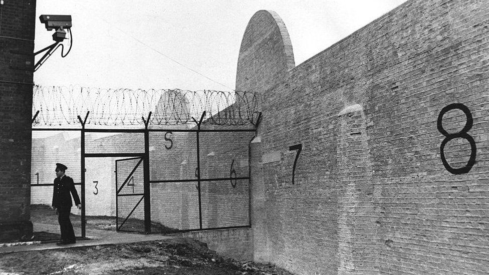 Parkhurst Prison