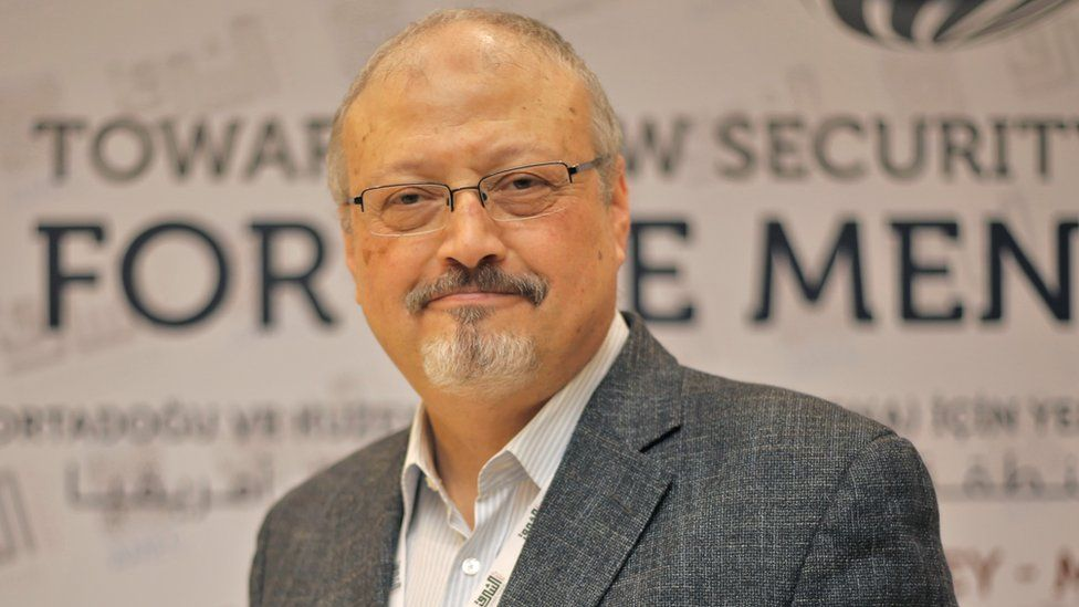 Saudi journalist Jamal Khashoggi. File photo