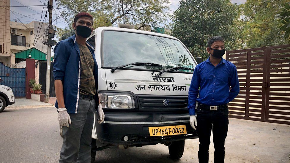 Sonu Kumar and another rubbish collector