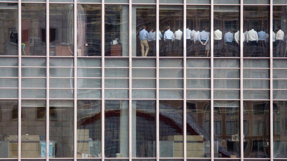 Lehman UK staff