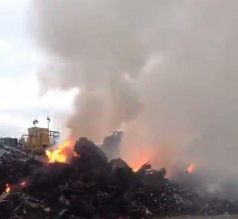 Swindon fire
