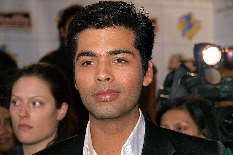 India film director Karan Johar