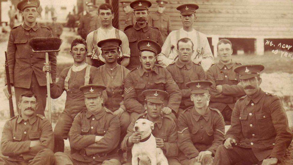 The 10th Battalion West Yorkshire Regiment