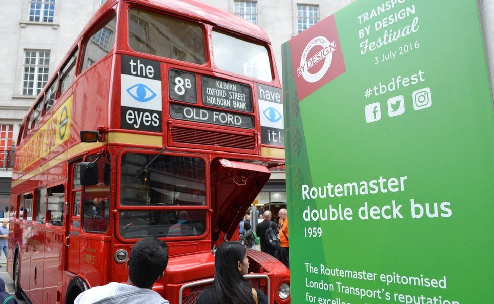 1959 routemaster bus