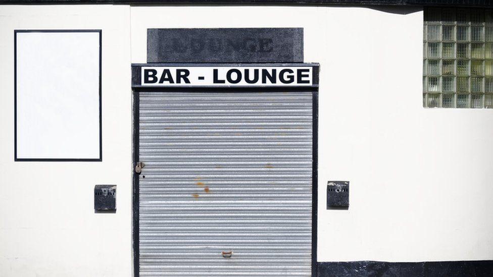 Bar shuttered