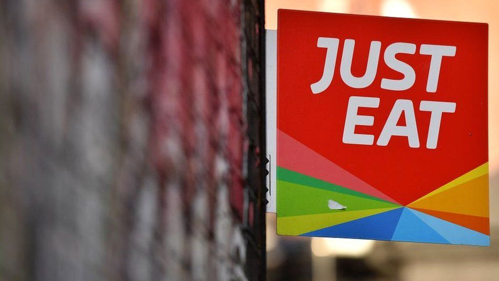Just Eat Deal Why Is The Takeaway War Hotting Up Bbc News