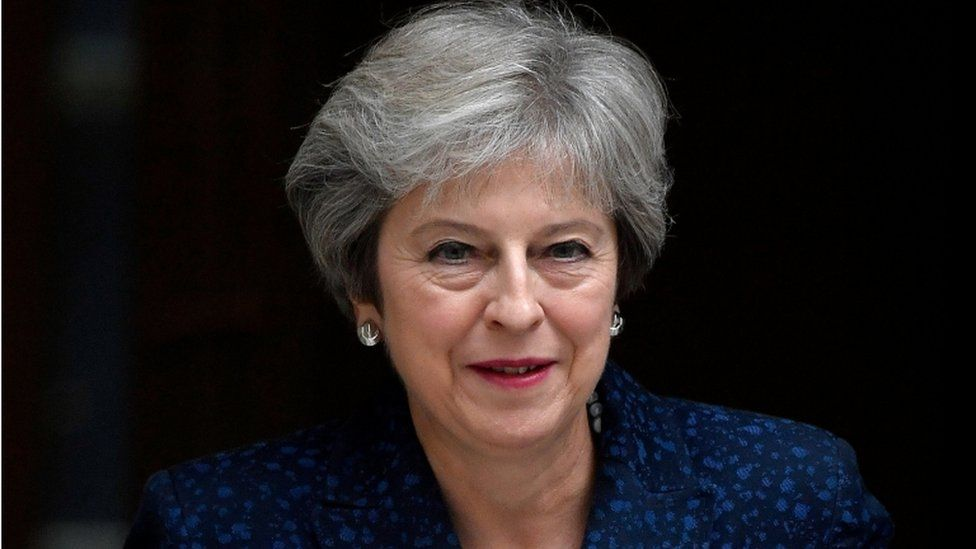 Theresa May: Leaders have 'a moral duty' to act on slavery