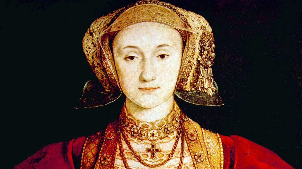 Holbein's picture of Anne of Cleves